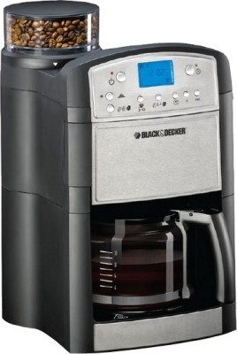 Coffee Maker At Flipkart : Black & Decker PRCM500-B5 Coffee Maker Price in India - Buy Black & Decker PRCM500-B5 Coffee ...