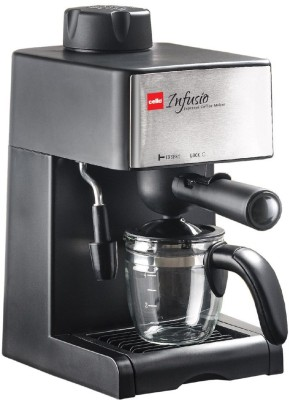 Cello Infusio 4 Cup Espresso Coffee Maker