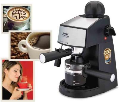ORBIT EM-2410 4 cups Coffee Maker (Black)