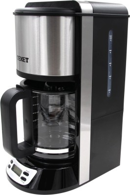 Texet TCF250 12 cups Coffee Maker (Black)