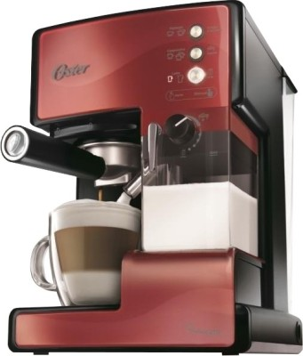 Oster BVSTEM6601R-049 4 Cups Coffee Maker (Red)