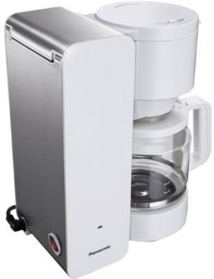 Panasonic PA-NC-DF1WXC 8 Cups Coffee Maker (White)