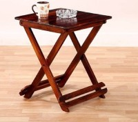HomeEdge Solid Wood Coffee Table (Finish Color - Honey Finish)