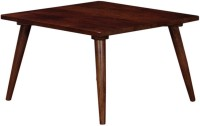 SMARVVV PRODUCTIONS Smart And Modern Engineered Wood Coffee Table (Finish Color - Brown)