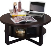 Dream Furniture India Solid Wood Coffee Table (Finish Color - Coffee Bean)