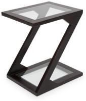 Saffron Wood Solid Wood Coffee Table (Finish Color - Dark Browm)