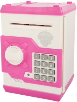 Gm Enterprises electronic Money Safe Coin Bank