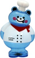 Tootpado Cute Bear Shape Toy Piggy Kiddy - Chef Coin Bank Blue