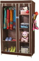 Alex's Stainless Steel Collapsible Wardrobe (Finish Color - Multy Color)