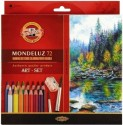 Koh-I-Noor Mondeluz Color Pencils - Set Of 1