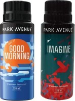 Park Avenue Good Morning And Imagine Combo Set (Set Of 2)