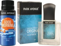 Park Avenue Good Morning Deodorant ,Orignal EDP Combo Set (Set Of 2)