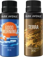 Park Avenue Good Morning And Terra Combo Set (Set Of 2)