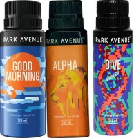 Park Avenue Goodmorning,Alpha And Dive Combo Set (Set Of 3)