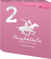 Bhpc Beverly Hills Polo CLub Sport Gift Set (set Of3) For Women No 2 Combo Set (Set Of 3)
