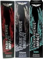Park Avenue Impact Magnifico,Urbane,Icon Prefumed Deodorants Pack Of 3 For Men Combo Set (Set Of 3)