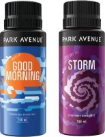 Park Avenue Good Morning And Storm Combo Set (Set Of 2)