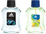Adidas Gift Sets Adidas Get Ready & Ice Dive Gift Set Combo Set