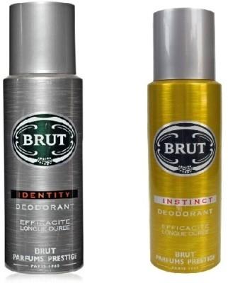 Brut Combos and Kits Brut Combo Set