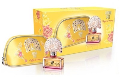 Anna Sui FLIGHT OF FANCY GIFT SET 30ML EDT + POUCH Gift Set Set of 2 available at Flipkart for Rs.2177
