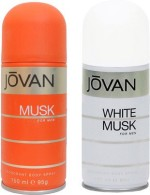 Jovan Combos Jovan Musk and White Musk Combo Set