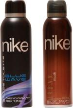 Nike Combos Nike Blue Wave Combo Set