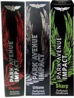 Park Avenue Impact Magnifico,Urbane,Sharp Prefumed Deodorants Pack Of 3 For Men Combo Set (Set Of 3)