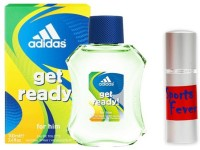 Adidas Get Ready Perfume And Sports Fever Combo Set (Set Of 2)