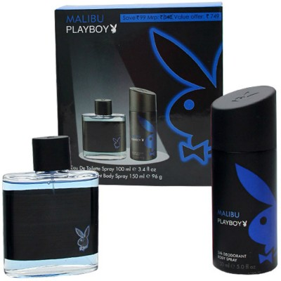 Buy Playboy Gift Set - Malibu: Combo Gift Set