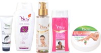 Vitro Naturals Vitro Naturals Body Care Hamper -01 (Set Of 5)