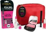 Loreal Paris Makeup Combos Loreal Paris Go Glam Kit with Pink Bloom