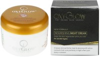 Oxyglow Saffron With Vitamin-E Gold Massage Cream & Nourishing Night Cream (Set Of 2)