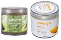 Samaya Vit. E Depigmentation Cream And Aloevera & Cucumber Gel Combo (Set Of 2)