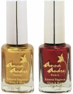 Anna Andre Paris Combos and Kits Anna Andre Paris Nail Polish Red Riding Hood Duo Set