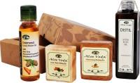 Aloe Veda Indian Sandalwood Luxury Bath & Body Selection