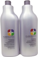 Pureology Hydrate Shampoo And Hydrate Condition Liter Deal (Set Of 2)