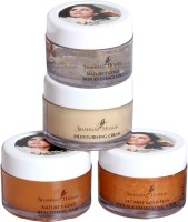 Shahnaz Husain Gold Skin Radiance Timeless Youth Kit (Set Of 4)