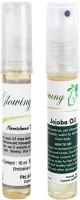 Glowing Buzz Combo Of 1 Nourishment Vitamin E Oil And 1 Jojoba Essential Oil (Set Of 2)