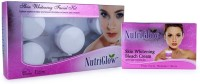 NutriGlow Skin Whitening Treatment (Skin Whitening Facial Kit & Skin Whitening Bleach Cream) (Set Of 2) (Set Of 2)