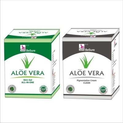 Besure Combos and Kits Besure Pigmentation Cream with Skin Gel