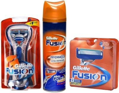 Gillette Fusion Razor Combo 4