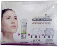 Lotus Herbals White Glow Day And Night Pack (Set Of 3)