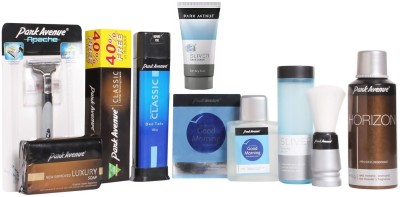 Park Avenue Giftset Men's Grooming Kit at Rs 698 from Flipkart