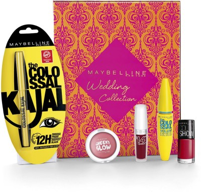 Maybelline Makeup Combos Maybelline Wedding Box Red