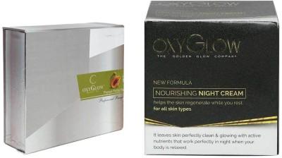 Oxyglow Combos and Kits Oxyglow Papaya Facial Kit & Nourishing Night Cream