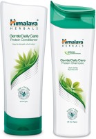 Himalaya Herbals Gentle Daily Care Protein: Shampoo & Conditioner (Set Of 2)