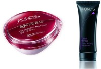 Pond's Age Miracle &Pure White Deep Cleansing Facial Foam Face Wash (Set Of)