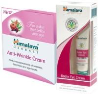 Himalaya Herbals Anti-Wrinkle & Under Eye Cream (Set Of 2)