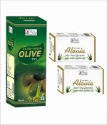 Besure Combos and Kits Besure Extra Virgin Olive Oil with Aloe Vera Soaps