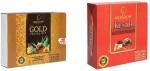 Oxyglow Combos and Kits Oxyglow Gold Facial Kit & Kesar Fairness Glow Facial Kit